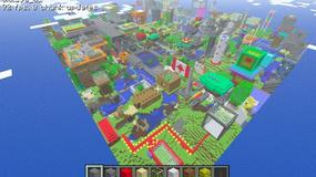 "Konsolowy ""Minecraft"" tylko na Xboksa 360"