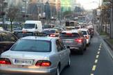 Gužve u Beogradu ovog jutra