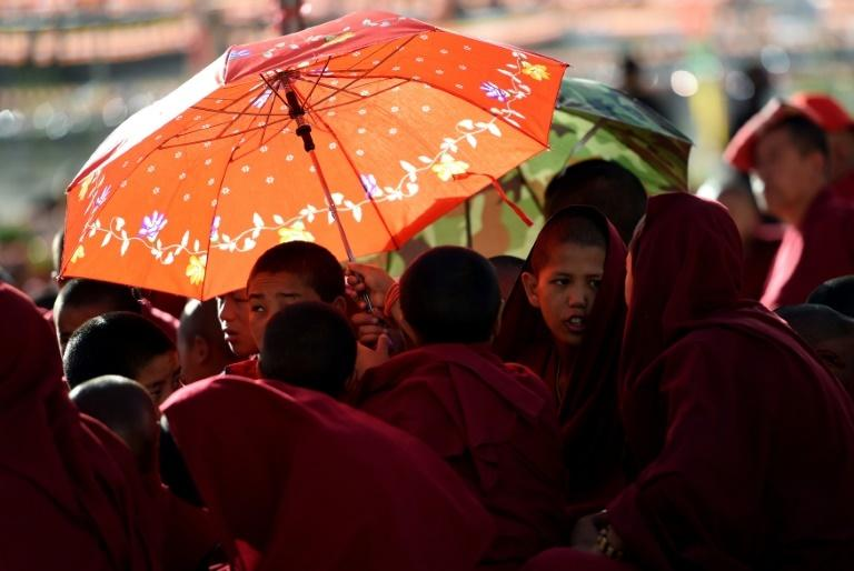 The Buddhist minority in the remote region of Ladakh have welcomed Modi's decision to carve up Kashmir