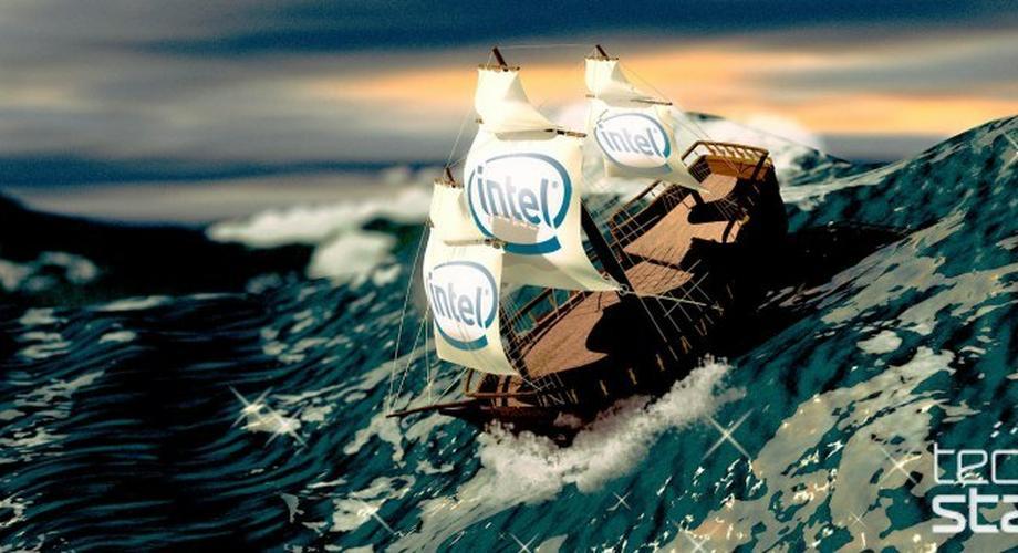 Intel: Umsatzeinbruch im Mobile-Bereich