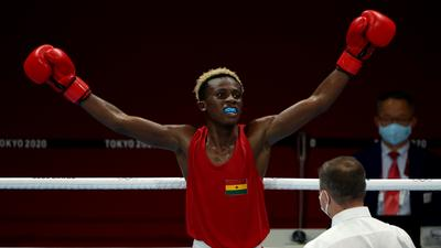 'Keep praying for me and I'll bring gold medal to Ghana' – Samuel Takyi