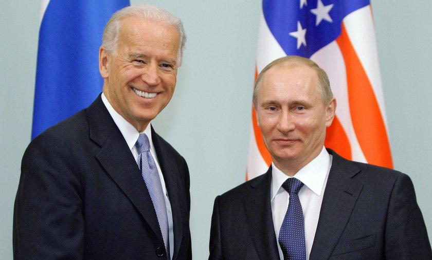 Spotkanie Joe Bidena i Władimira Putina zaplanowane.