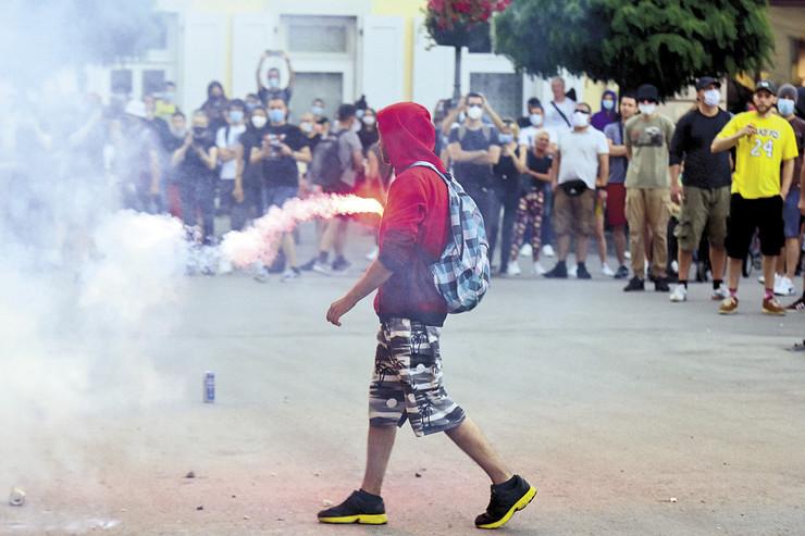 Novi Sad protesti pobu opt