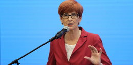 Elżbieta Rafalska: na sylwestra wystąpię w czerwieni!