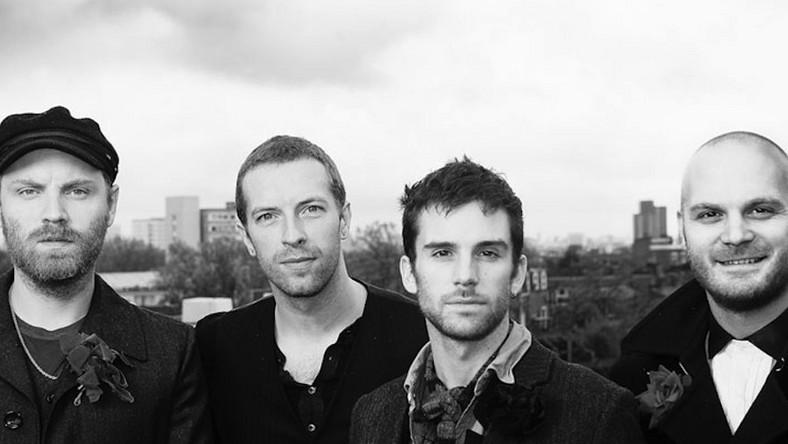 Coldplay przedstawia fluorescencyjnego Charliego Browna