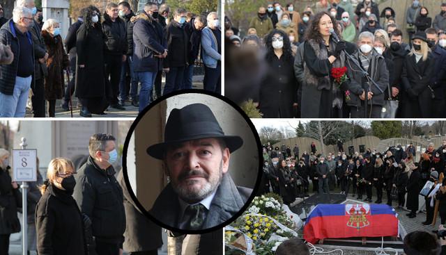 Tihomir Arsić - sahrana