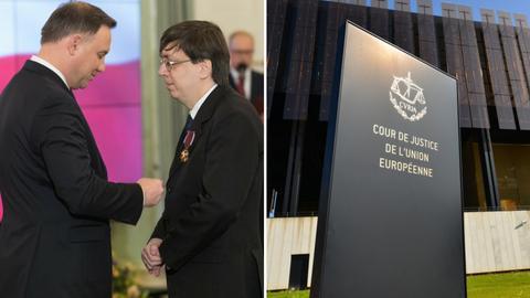 Pełnomocnikiem Rzeczpospolitej Polskiej jest Bogusław Majczyna - doświadczony urzędnik z olbrzymim wpływem na to, jakie stanowisko prezentujemy w luksemburskim sądzie. Prezydent Bronisław Komorowski odznaczył go Srebrnym Krzyżem Zasługi, a prezydent Andrzej Duda Złotym Krzyżem Zasługi.