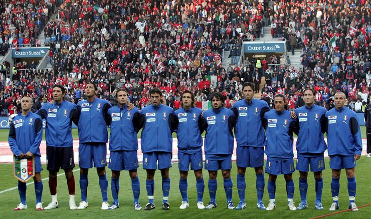 Reprezentacija Italije 2006. godine
