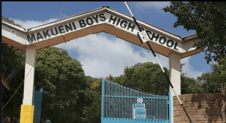 Makueni Boys suspends 258 students for rioting