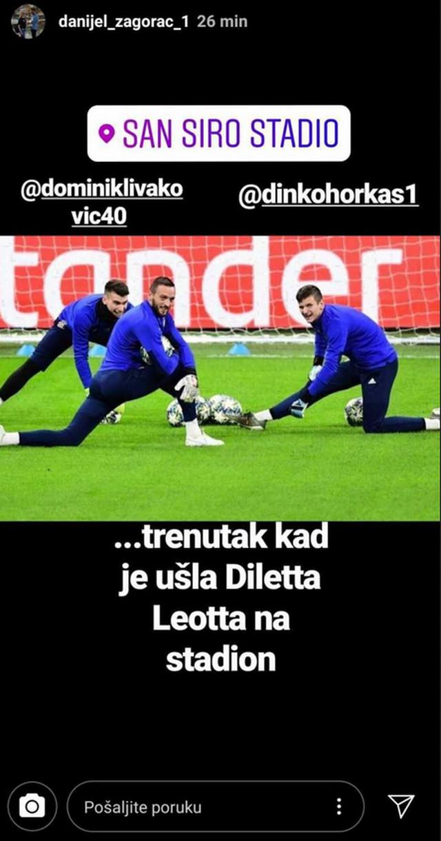 Dileta Leota, Dinamo