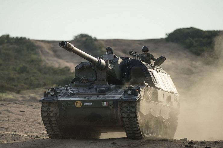 evropa vojska foto
