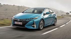 Toyota Prius Plug-in - w trybie elektrycznym przejedzie nawet 50 km