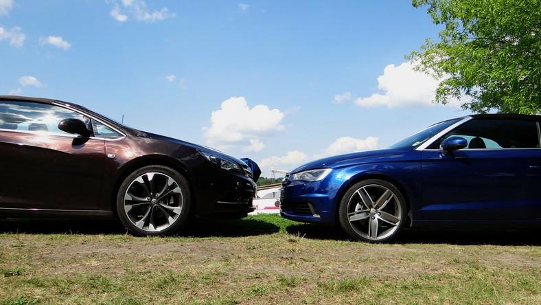 Nie ma nic lepszego do podbijania letnich kurortów niż efektowny kabriolet. Do porównania stanęły dwa niemieckie kabriolety, które powstały w oparciu o technologie znane z bardziej popularnych hatchbacków -opel cascada i audi A3 cabriolet...