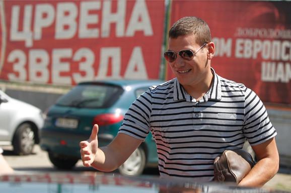 Nova uzdanica subotičkog Spartaka: Ognjen Mudrinski