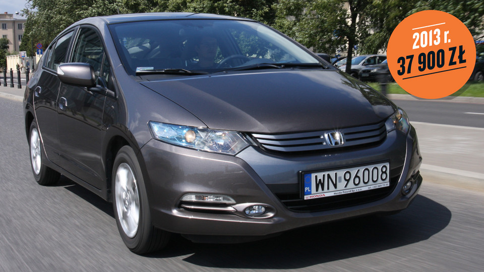 Honda Insight II (2009-14)