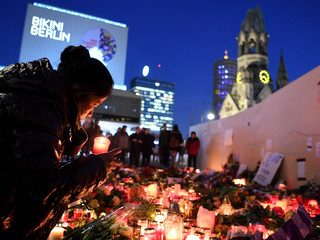 Berlin in the wake of Christmas market attack