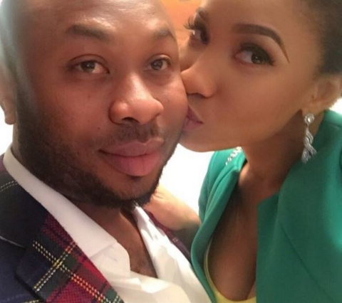Tonto Dikeh's ex-husband, Churchill OIlakunle files petition to IG over her alleged illegal sale of his SUV