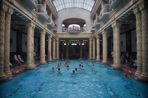 Hotel Gellert, Budapeszt