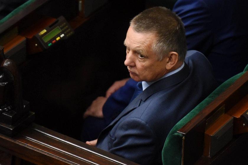 Marian Banaś wydał oświadczenie!