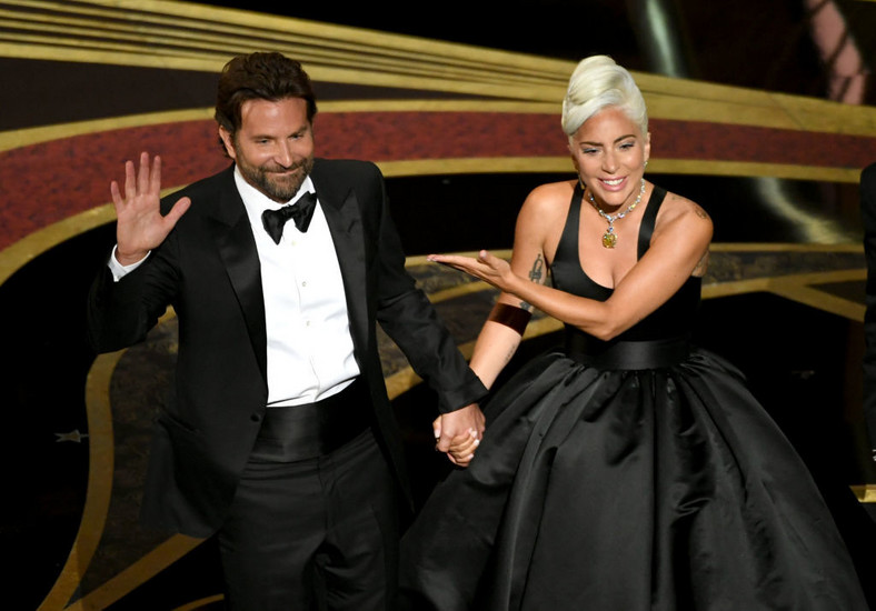 Bradley Cooper and Lady Gaga at the 91st Academy Awards (2019)