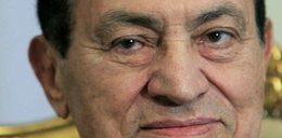 Prezydent Egiptu: Nie ustąpię aż do...