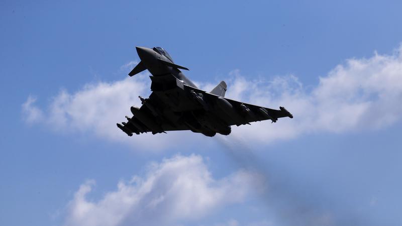 """Eurofighter Typhoon - długa droga """"obrońcy europejskiego nieba"""""""