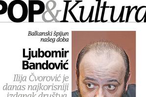 "Sutra uz ""Blic"" nova ""POP & Kultura"" MEZIMICA I BALKANSKI ŠPIJUN"