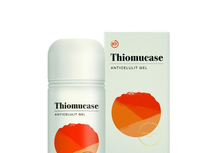 Poznati Thiomucase anticelulit gel ponovo se može naći u Srbiji! I to u redizajniranoj ambalaži