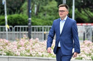 PKW odrzuciła sprawozdania Hołowni, Jakubiaka i Piotrowskiego
