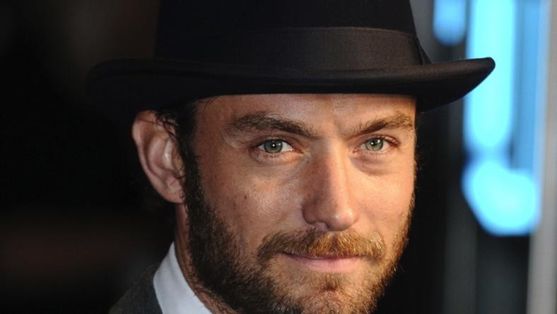 Jude Law w niemym kinie i biografii Mary Pickford