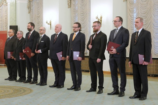 Prezydent powołał nowy skład Państwowej Komisji Wyborczej