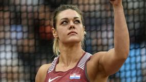 Sandra Perković - piękna mistrzyni z Londynu