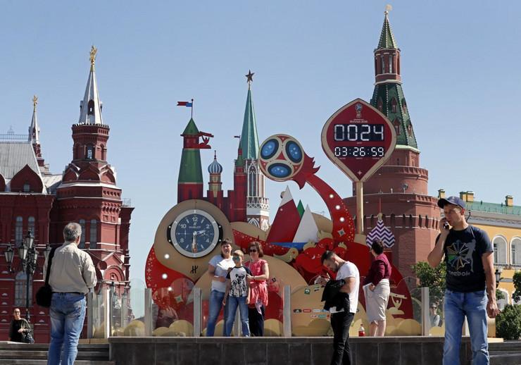 Svetsko prvenstvo u Rusiji