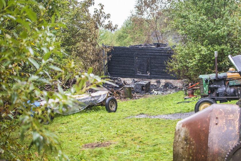 W potwornym pożarze zginęła prawie cała rodzina