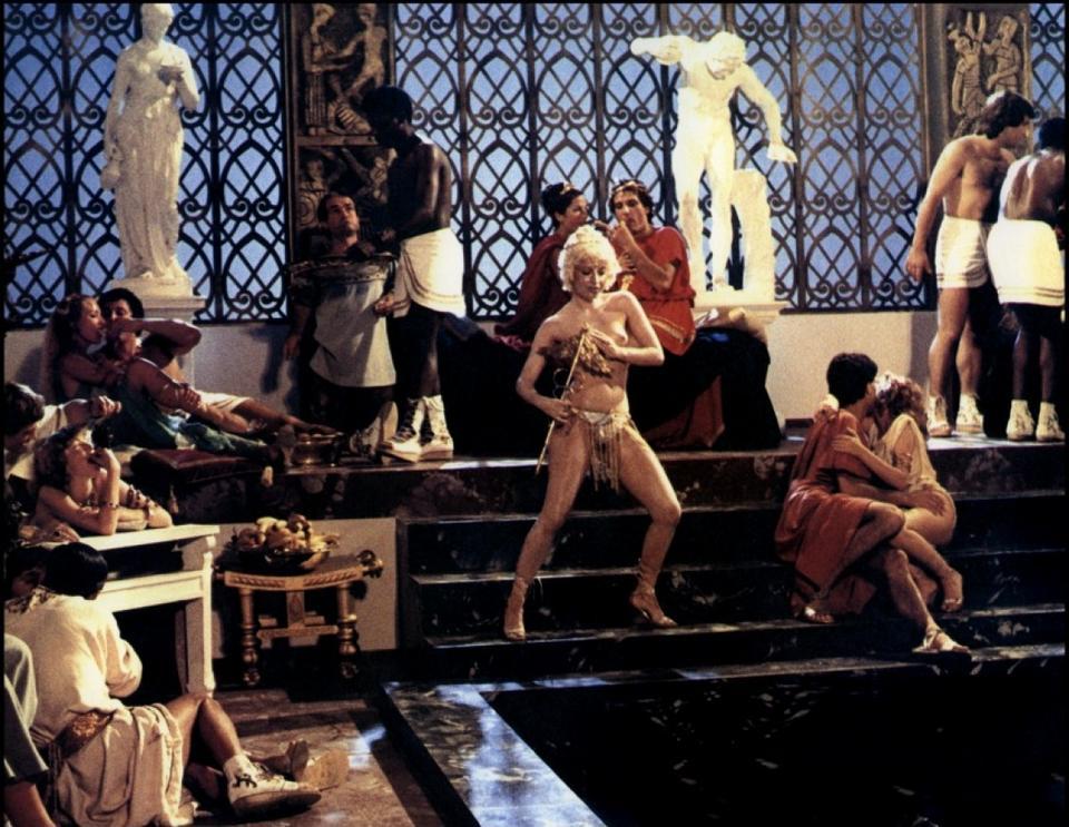 Калигулы оргия