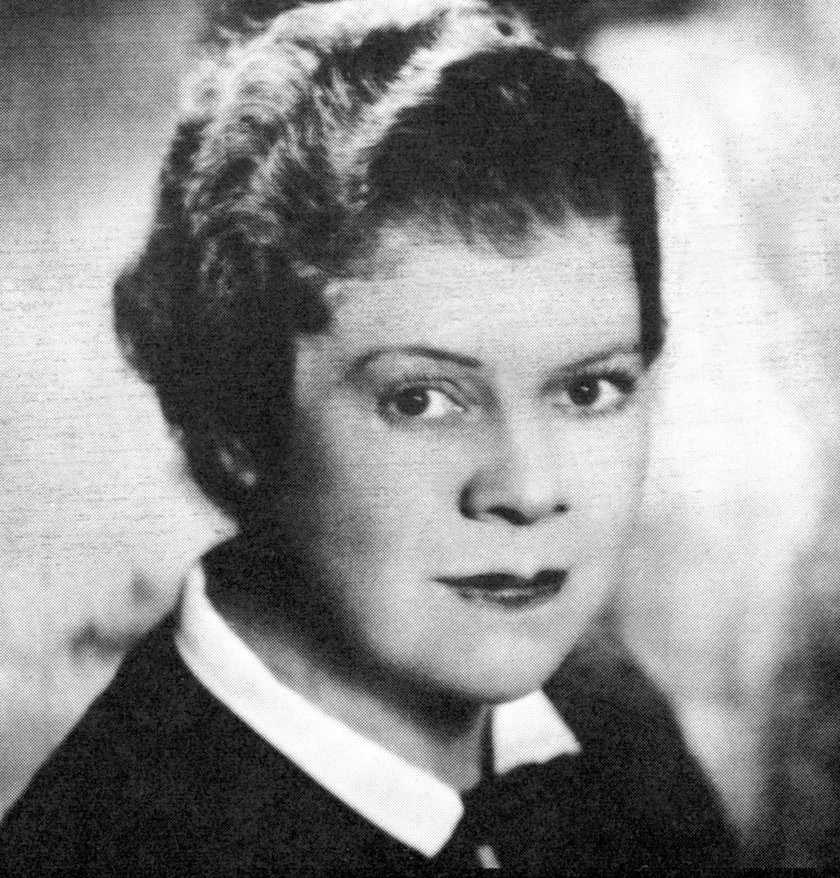 Pierwsza żona Josephine Dillon