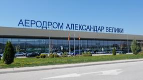 Lotnisko w Skopje zmieniło nazwę
