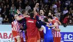 POLUFINALE PLEJ-OFA Crveno-beli odbojkaši poveli 2:1 protiv Novog Pazara
