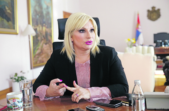 Ministarka tvrdi da to mora još bolje