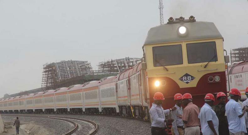 Chinese contractor issues statement after reports of 2 SGR trains colliding in Ngong tunnel