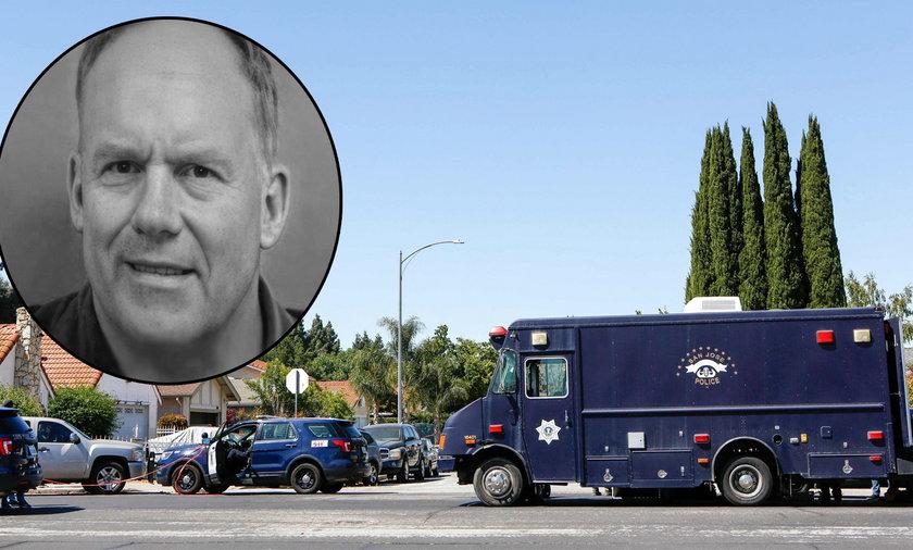 Strzelanina w San Jose.