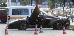 Widzieliście nowe auto Patryka Vegi? Nam opadły szczęki