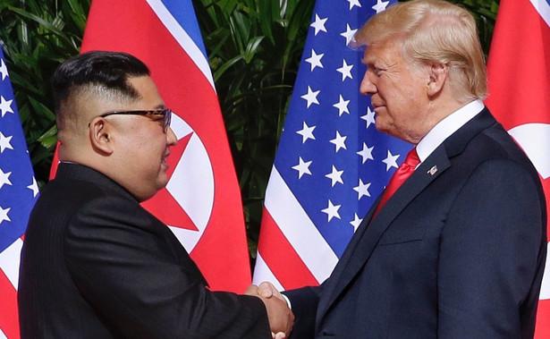 Trump zapowiedział podpisanie wspólnego dokumentu z Kimem