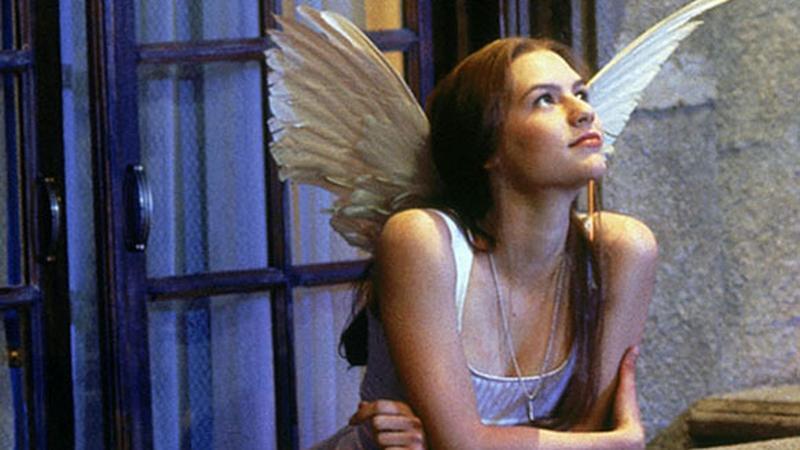 """""""Romeo i Julia"""" - kadr z filmu"""