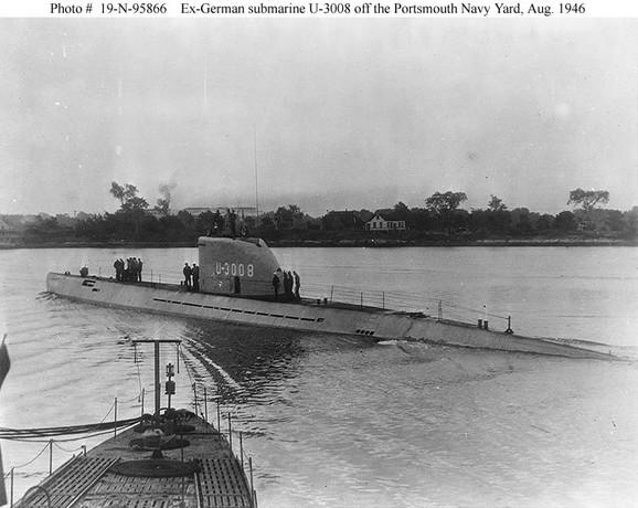 Nemačka podmornica U-3523