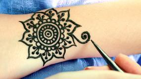 Sanepid ostrzega przed nadmorskimi tatuażami z henny