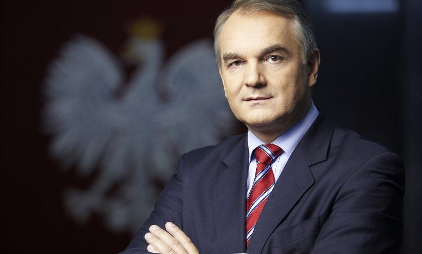 Waldemar Pawlak.