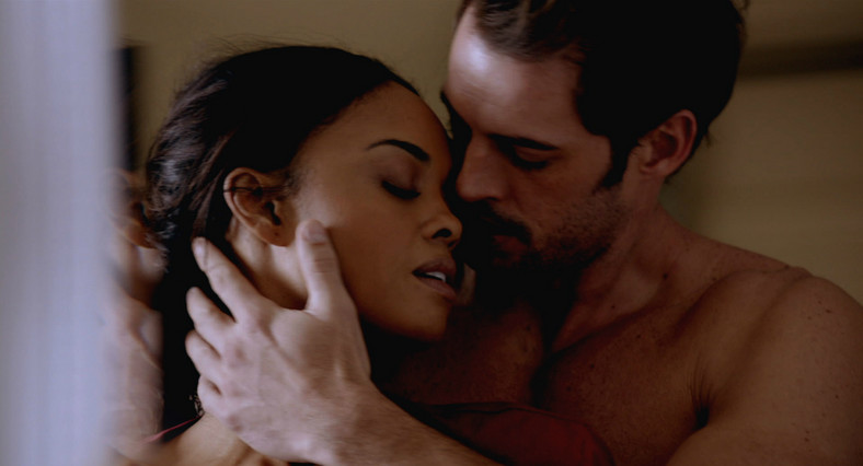 "Sharon Leal i William Levy w filmie ""Uzależniona"""