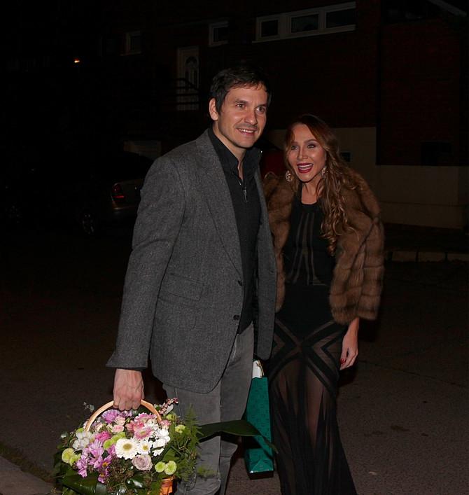 Jovana sa suprugom Markom Miškovićem