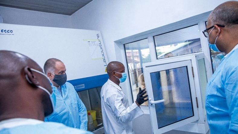 UK Government donates PCR machine to hasten Coronavirus testing in Nigeria. [TechEconomy]